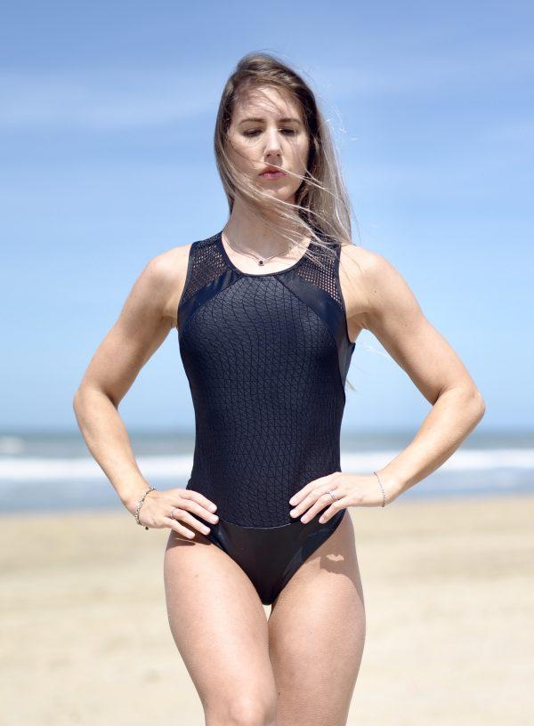 Fitgirl wearing a Rola Moca Body