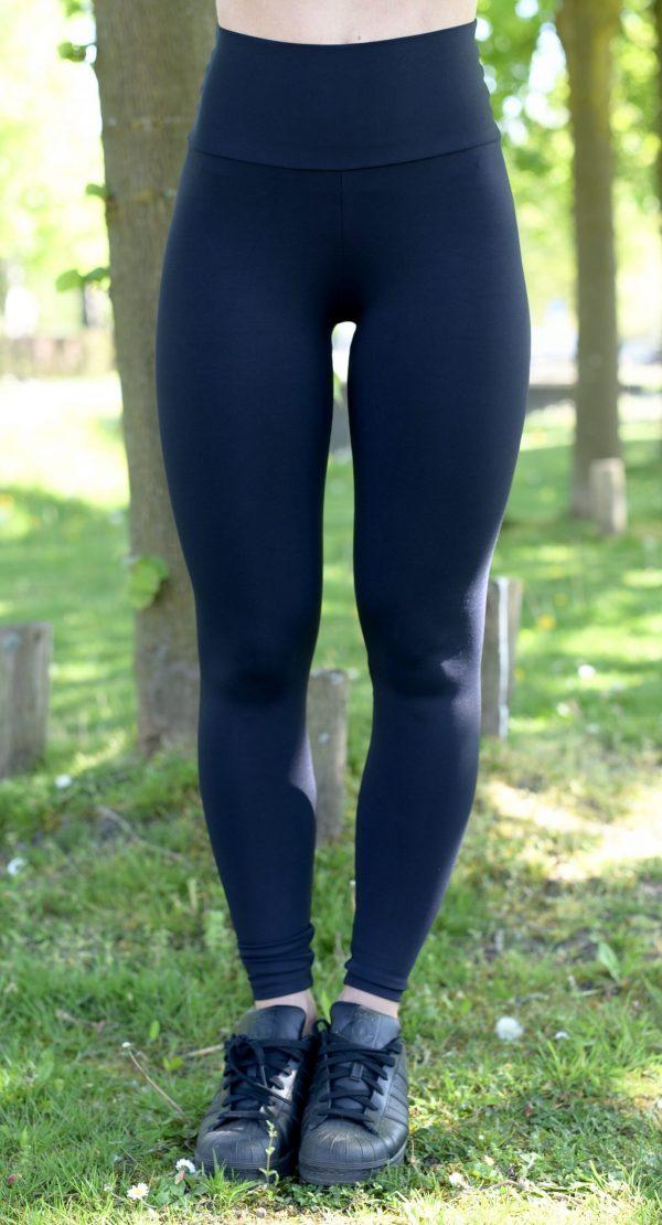 Black Rolamoca infrared legging front
