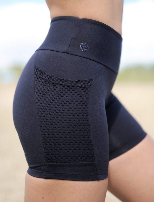 Side view Rolamoca Knighthawk Shorts